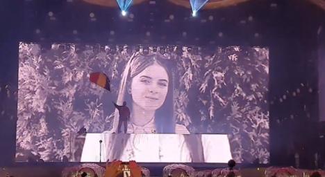 Untold 2019, moment emoţionant: Chipul Alexandrei Măceşanu, proiectat pe un ecran gigant, iar DJ Don Diablo i-a dedicat o melodie (FOTO / VIDEO)