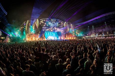 E oficial: Untold, Neversea și Electric Castle se amână pentru anul viitor