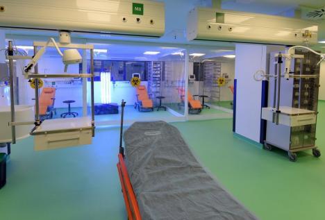 Noua UPU a Spitalului Judeţean Oradea se deschide pentru pacienţi începând de vineri