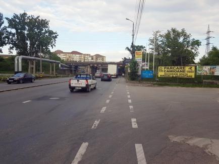 Primarul Bolojan a anunţat că urcarea pe şoseaua de centură dinspre Calea Borşului va fi lărgită la două benzi (FOTO)