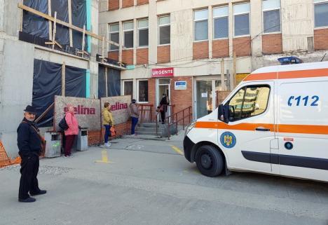 Cum se pregătesc spitalele din Oradea în lupta anti-coronavirus: 75 de paturi de ATI, alte 10 pe drum, termo-scanner la Judeţean, pentru a depista orice posibil bolnav