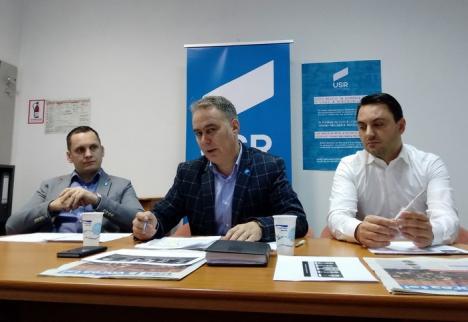 USR Oradea va cere Agenţiei pentru Protecţia Mediului organizarea unei noi dezbateri publice pe tema reautorizării Nutripork