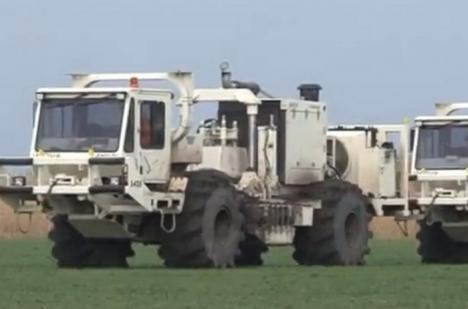 NIS Petrol poate începe prospecţiunile şi în ariile protejate din Bihor