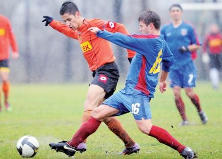 FC Bihor a realizat şi al cincilea transfer de primă ligă: Daniel Vădrariu, de la Astra