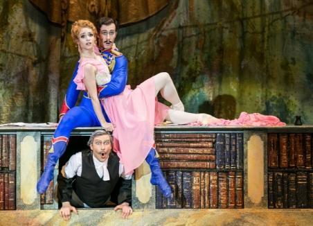 Opera de stat din Budapesta aduce, în septembrie, două spectacole la Oradea