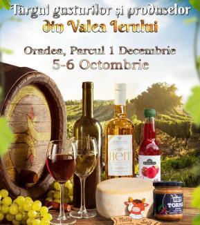 Târgul Gusturilor şi Produselor din Valea Ierului, sâmbătă şi duminică la Oradea