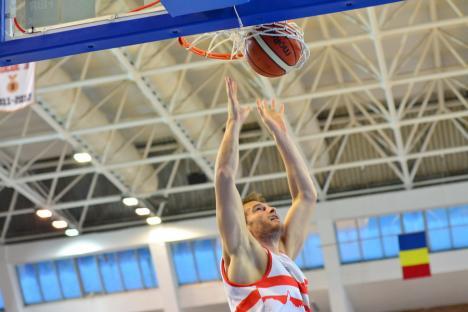 CSM CSU Oradea va organiza un nou turneu în cadrul Ligii Naţionale de baschet masculin