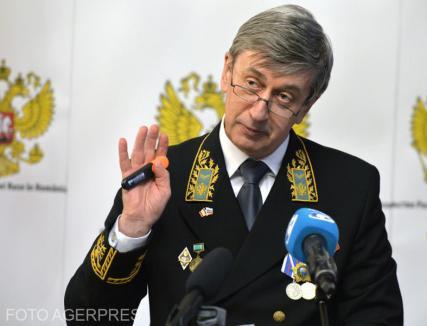 Diplomat rus, declarat persona non grata în România. Reacția Moscovei
