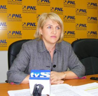 Lucia Varga ironizează avansarea lui Matei de la ITM la Ministerul de Interne