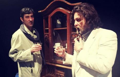 'Variaţiuni enigmatice': Orădenii sunt invitaţi să vadă un nou spectacol al Teatrului Regina Maria, regizat de Elvira Rîmbu
