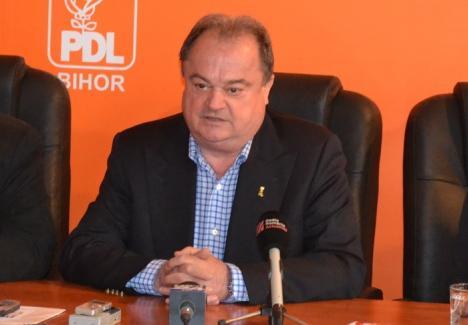 Vasile Blaga: PDL aprobă în unanimitate începerea discuţiilor cu PNL pentru o alianţă