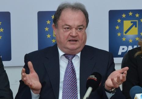 Procurorii cer închisoare cu executare pentru Vasile Blaga şi confiscarea a 700.000 de euro