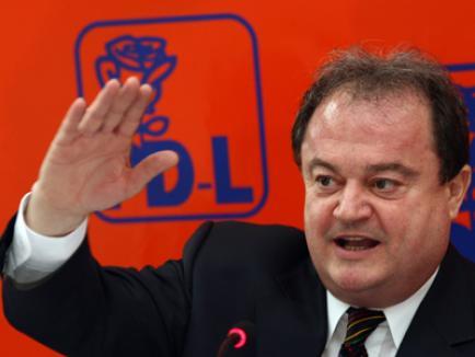 Încrezătorul Blaga: PDL nu face alianţă electorală înaintea alegerilor din 2012 pentru că are forţă