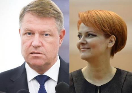 """Încă un atac cu tentă xenofobă, dinspre PSD: Lia Olguța Vasilescu spune că Iohannis """"se vede șef de lagăr de concentrare"""""""
