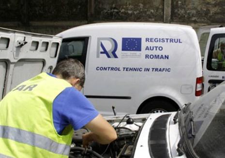 Concluzia controalelor făcute de RAR în trafic, inclusiv în Bihor: prea multe maşini au defecţiuni care pot provoca accidente