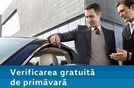 A început verificarea auto de primăvară la D&C Oradea