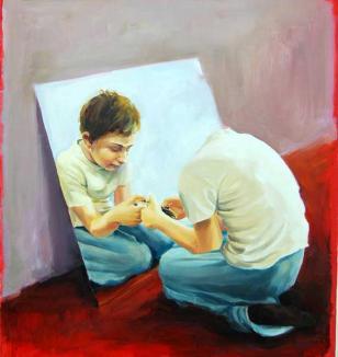 """Vernisaj """"în oglindă"""", la Galeria Konstant"""