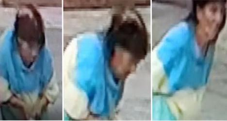 Femeia lovită de tren lângă Biharia a rămas neidentificată. Poliția face publice noi imagini (VIDEO)