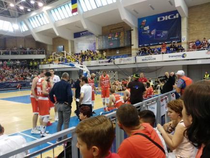 Jucăm în finală! CSM Oradea a învins CSU Sibiu şi se va lupta pentru titlul de campioană (FOTO)
