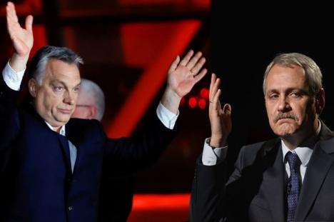 Au bătut palma: Premierul Ungariei, Viktor Orban, a anunţat că are acordul României pentru zeci de milioane de euro investite în Ardeal
