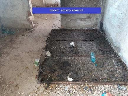 Scene horror în Giurgiu: Fată de 16 ani, drogată şi violată în cadrul unui ritual satanist