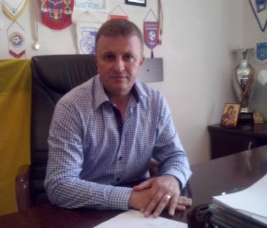 Noul preşedinte al FC Bihor: fostul şef al Poliţiei de Frontieră