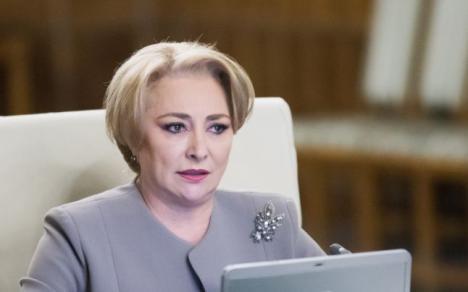 Viorica Dăncilă, iertată de CNDC: Nu a discriminat când şi-a comparat opozanţii cu autiştii