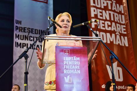 Viorica Dăncilă va lansa o carte despre 'partea ei de adevăr' în relaţia cu Liviu Dragnea şi PSD