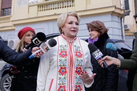 Viorica Dăncilă este noul premier al României. Klaus Iohannis a acceptat propunerea PSD