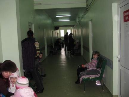 Specialiştii în sănătate publică avertizează: În Bihor se înmulţesc cazurile de infecţii acute ale căilor respiratorii