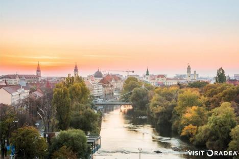 Oradea primeşte trofeul 'Mărul de Aur' pentru turism