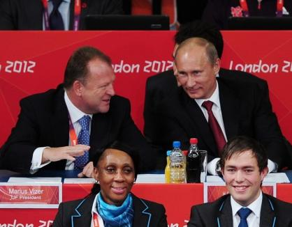 Vladimir Putin vine luni la Budapesta, la Mondialele de judo organizate de Marius Vizer