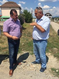 CNAIR scoate la licitaţie şoseaua Oradea – Băile Felix şi pregăteşte lucrările pentru centura Beiuş-Ştei (FOTO)