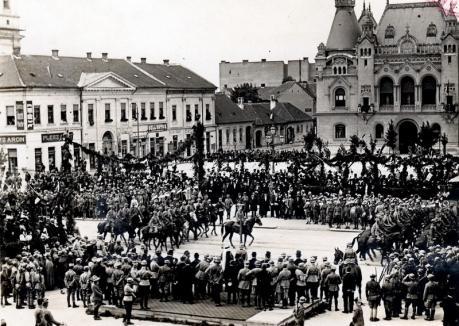 Program mai 'subţire': Aniversarea vizitei Regelui Ferdinand în Oradea, fără muzică militară!