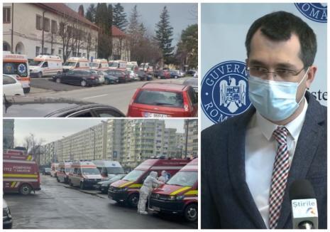 Două noi recorduri în criza Covid, apel disperat al autorităților. 16 copii la terapie intensivă (VIDEO)