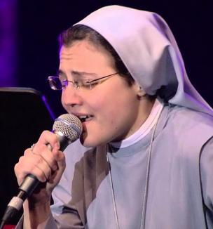 Vocea Italiei, câştigată de o călugăriţă (VIDEO)