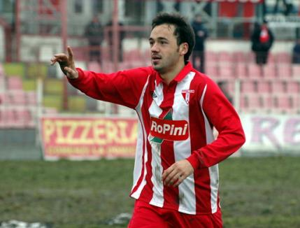 Start la transferuri: FC Bihor i-a achiziţionat pe Adrian Voiculeţ şi Abdoulaye Diarra