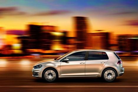 Prin leasing-ul operaţional, la D&C Oradea poţi avea un VW Golf 7 cu doar 232 Euro / lună!
