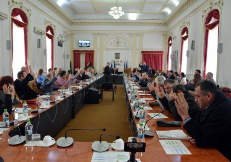 CJ Bihor va rezolva modernizarea scenei Teatrului şi dotarea Muzeului cu bani din fondurile Programului Ro-Hu