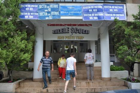 Prefectura Bihor s-a hotărât să dea informaţii despre votul de duminică pentru alegerea Parlamentului European şi Referendumul pentru justiţie
