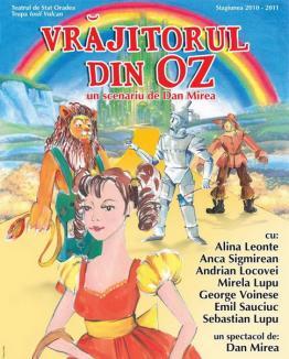 """Copiii pot vedea din nou spectacolul """"Vrăjitorul din Oz"""""""