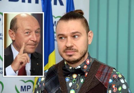 Vuşcan nu mai candidează la Primărie după ce Băsescu ar fi aflat 'din presa locală' că fusese condamnat pentru ucidere din culpă