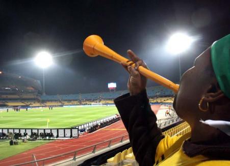 Fotbal în cea mai nesigură ţară din lume!