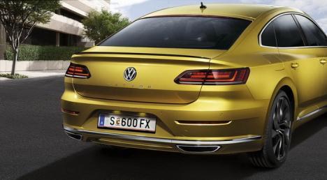 Noul Volkswagen Arteon e acum în showroom D&C Oradea! (FOTO / VIDEO)
