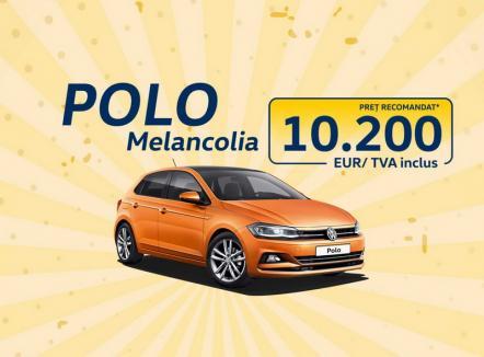 Un Volkswagen Polo nou-nouţ la doar 10.200 Euro, TVA inclus, prin Programul Rabla la D&C Oradea. Îţi oferim şi extra-bonusuri!