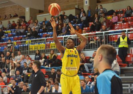 Doi jucători de la CSM CSU Oradea, la echipa naţională de baschet pentru jocurile din această săptămână