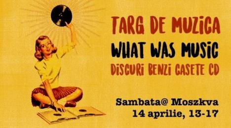 'What Was Music': Târg de muzică, la Moszkva Cafe