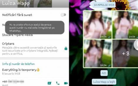 Detalii interesante în cazul Caracal: Pe WhatsApp a apărut mesajul că Luiza a părăsit grupul clasei miercuri noaptea