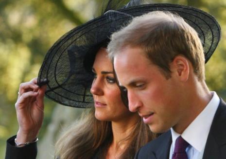 Cinci români la nunta Prinţului William