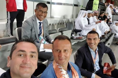 Octavian Şovre debutează la Campionatul Mondial al Cluburilor din Qatar